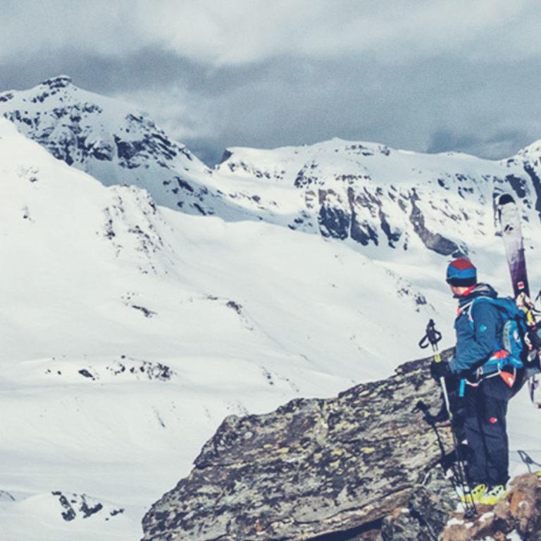 ski et randonnée Mammut magasin francois sports Morges Lausanne